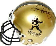 e36967685 Tony Dorsett signed Heisman Gold Riddell Authentic Mini Helmet- Beckett  Hologram