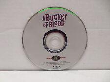 Bucket Of Blood DVD Horror Movie NO CASE Dick Miller Roger Corman Film