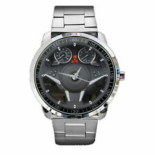 NEW 2018 BMW M6 Custom Men's Sport Metal Watch