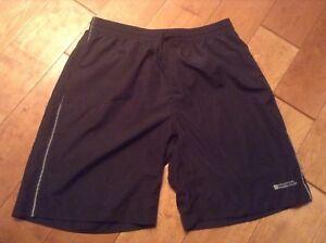 NEW Mountain Active Unlined men's shorts - M - black - BUY IT NOW - SALE!