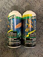 Fritz Aquatics Algae Clean Out Solution (2 Bottles) 4 oz Each New