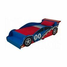Kidcraft 76040 Racecar Toddler Bed