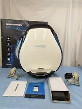 New listing Swagtron - Swagroller Self-Balancing Unicycle - White - (tested/working)