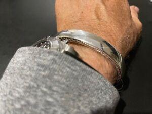 David Yurman Mens Cuff Bracelet