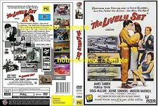 THE LIVELY SET  DVD  (1964)  Hot rod custom  Street Drag movie