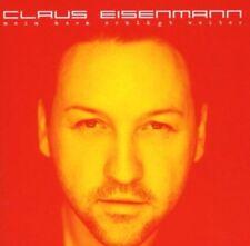 Eisenmann, Claus - Mein Herz Schlägt Weiter +1 BONUSTRACK CD NEU
