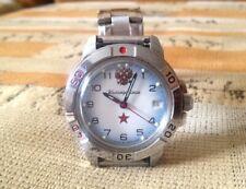 Men's wrist watch Commander mechanical Russia waterproof Часы мужские командир