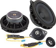 """Ground Zero 4"""" 2 Way Component Speaker Set Upgrade Kit BMW 6 Series F12 Front"""