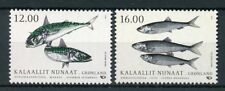 Greenland 2018 MNH Nordic Fish Norden Mackerel Herring 2v Set Fishes Stamps