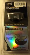 Mouth Guard with Plastic Clamshell Case Everlast Evergel Single. New.