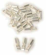 Anderson Powerpole Silver Plated 30 Amp Contacts for 12 - 16 GA wire, 25 Pack
