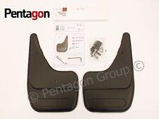 New Genuine Peugeot Boxer Citroen Relay Rear Mudflaps Mudguards 9603S5
