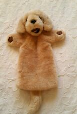 The Puppet Company Labrador DOG Long Sleeved Hand Puppet Plush Soft Toy