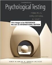 Psychological Testing: Principles, Applications, and Issues(Int' Ed Paperback)8e