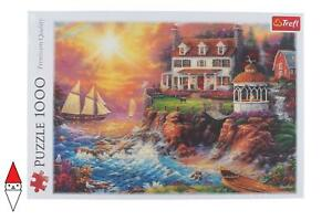 PUZZLE PAESAGGI TREFL MARE E OCEANO PEACEFUL HAVEN 1000 PZ