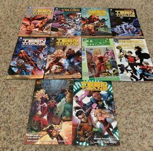 DC Comics TPB Lot-Teen Titans