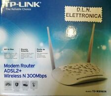 TD-W8961N ITALY MODEM ADSL2+ ROUTER WiFi WIRELESS N 300Mbps  V.5 TP-LINK