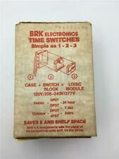 Brk Electronics Tc210 Switch Block Double Throw Switch Block