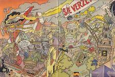 STRIPWEEKBLAD EPPO 1984 nr. 13 - POSTER HENK KUIJPERS / VARIOUS COMICS