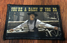 "Val Kilmer ""You're a Daisy If You Do "" Tombstone  Morale Patch Tactical Army USA"