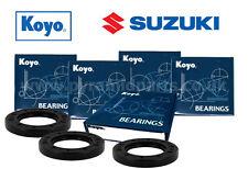 Suzuki GSX1400 Completo Anteriore E kit cuscinetto ruota Genuine KOYO 02-07