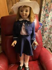Vintage 1959 Betsy McCall 34� Doll Strawberry Blond