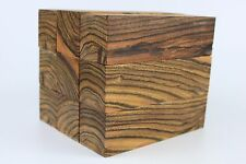 5PCS Exotic Tigroid striation Wood BEST GRADE Pen Blank 127mmx30mmx30mm