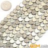 "Wholesale Lot Assorted Shapes Natural Pyrite Beads For Jewelry Making 15""Strand"