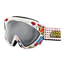Carrera Kimerik SPH Silver Flash Lens White Comic Goggles NEW !!