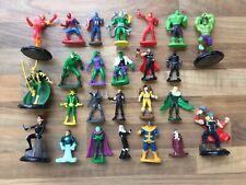 Job Lot Of 25 Marvel Figures (AW)