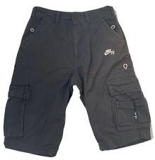 Mens Nike Cargo Shorts. Size Medium