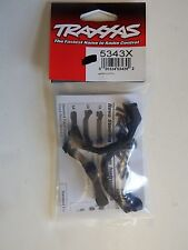 TRAXXAS - MOUNT, STEERING ARM/STEERING STOPS (2) - MODEL# 5343X - Box 3