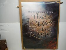 The Lord of the Rings Movie Poster 1978 Vintage Poster