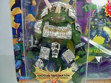 D0559374 Triceraton Tmnt Moc Mint On Sealed Card Teenage Mutant Ninja Turtles