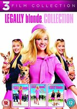 Legally Blonde 3-Film Collection [2001] (DVD)