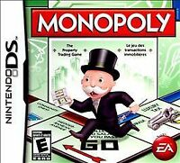 Monopoly (Nintendo DS, 2010) NEW SEALED