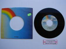 "Tom Petty 1989 45 A Face In The Crowd 7"" Copy W/Jukebox Title Strip U.S Lynne"
