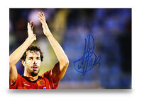 Ruud Van Nistelrooy Signed 12x8 Photo Holland Autograph Memorabilia COA