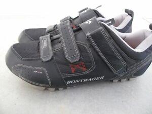 Bontrager Race shoes Shoe MTB Indoor Cycling Black Hook and Loop Sz 48 14.5