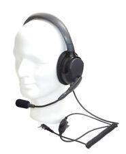 Eartec max-4-g single unilaterales auriculares-micrófono cenador con Kenwood-enchufe