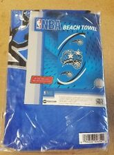 "Orlando Magic Beach Towel 30"" x 60"" Fiber Reactive Logo Bathroom Bath Decor"