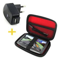 TASCHE/CASE NETZTEIL USB ADAPTER TomTom Go 60 6000 825 Live 1005 1015 M