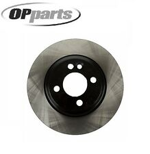 Mini Cooper R50 R52 R53 Not Drilled; 276 x 22 Front Disc Brake Rotor Opparts