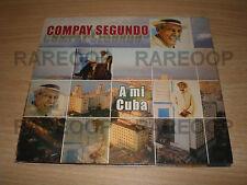 A Mi Cuba by Compay Segundo (CD, 2007, Discos CNR) MADE IN ARGENTINA