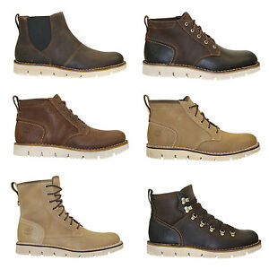 Timberland Westmore Chukka Chelsea Boots Ankle Boots Men Lace Up