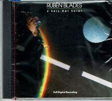 Ruben Blades y Seis del Solar  Agua de Luna   BRAND  NEW SEALED  CD