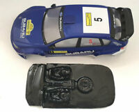 Lexan rally Subaru compatible con Avan Mustang no incluye carroceria