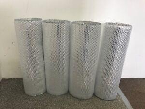 SingleFoil Bubble Insulation for floor wall caravan shed loft roof 20m2