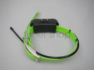 Garmin DC40 GPS dog Tracking Collar for Astro220/320  Green strap Eur version