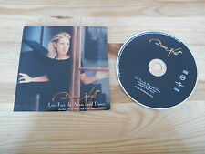 CD Jazz Diana Krall - Let's Face The Music And Dance (1 Song) Promo VERVE REC cb